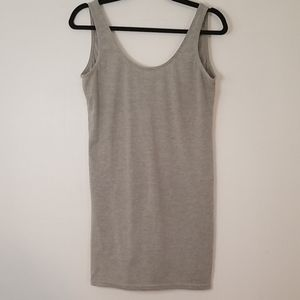 EUC H&M Scoop Back Tank Dress